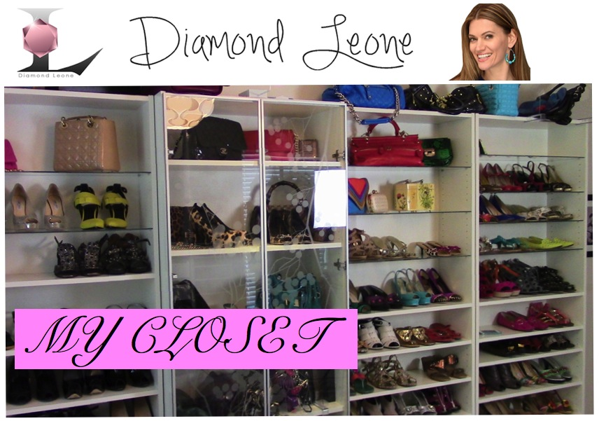 My Closet Makeover :: YouTube Video and Pictures