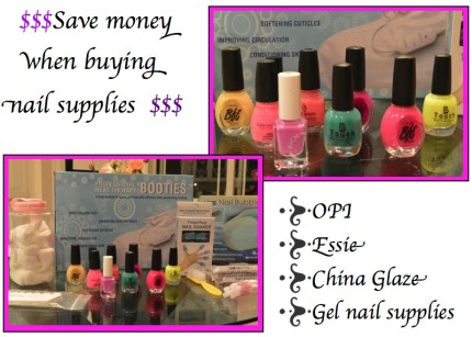 Beauty Video :: Where can you buy discount nail supplies?