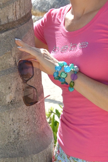 Pic 6- Diamondleone.com-Fun summer arm candy