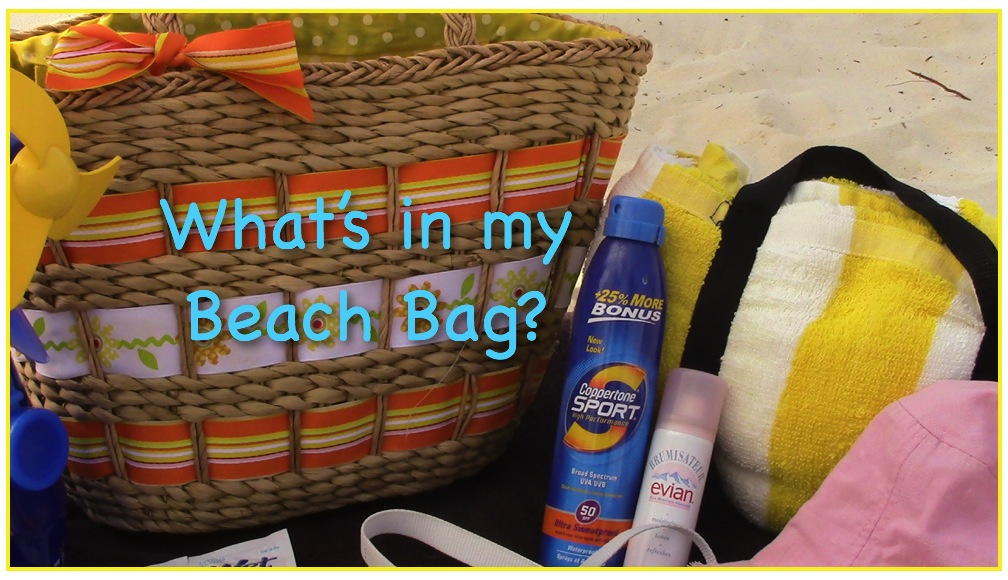 Fun Video :: Beach Bag Essentials