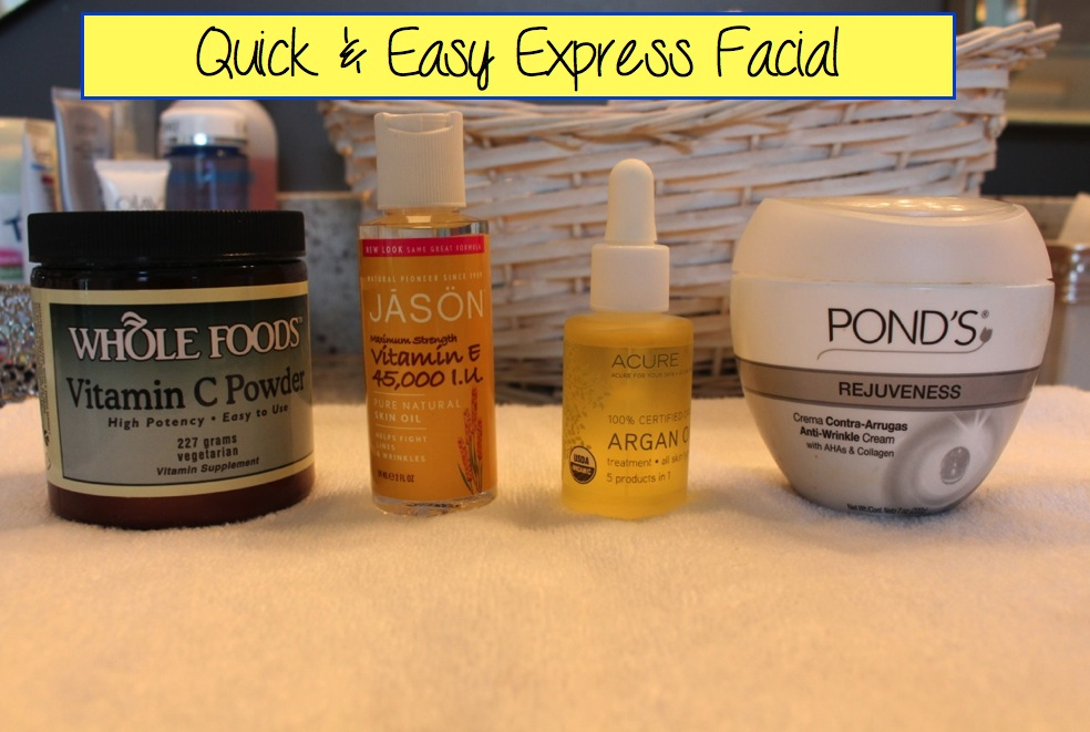 Beauty Video :: Express Facial Using Argan Oil