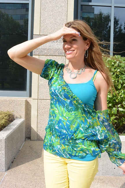 diamondleone.com - tropical printed top (1)