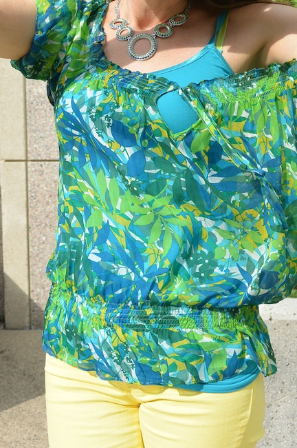 diamondleone.com - tropical printed top (2)
