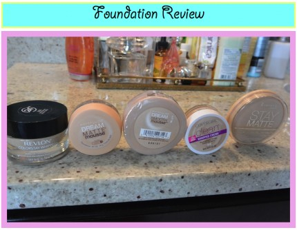 Beauty Video :: Foundations Review