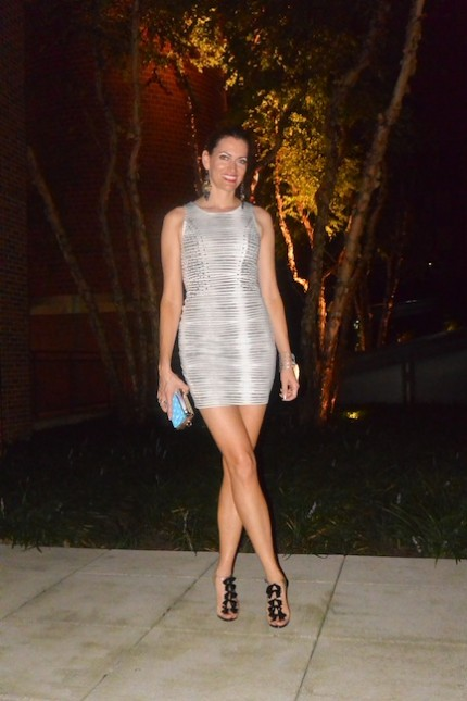 DiamondLeone.com - Armani Exchange Bandage Dress 3