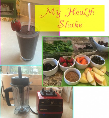 Health Video :: How I make my Health Shakes