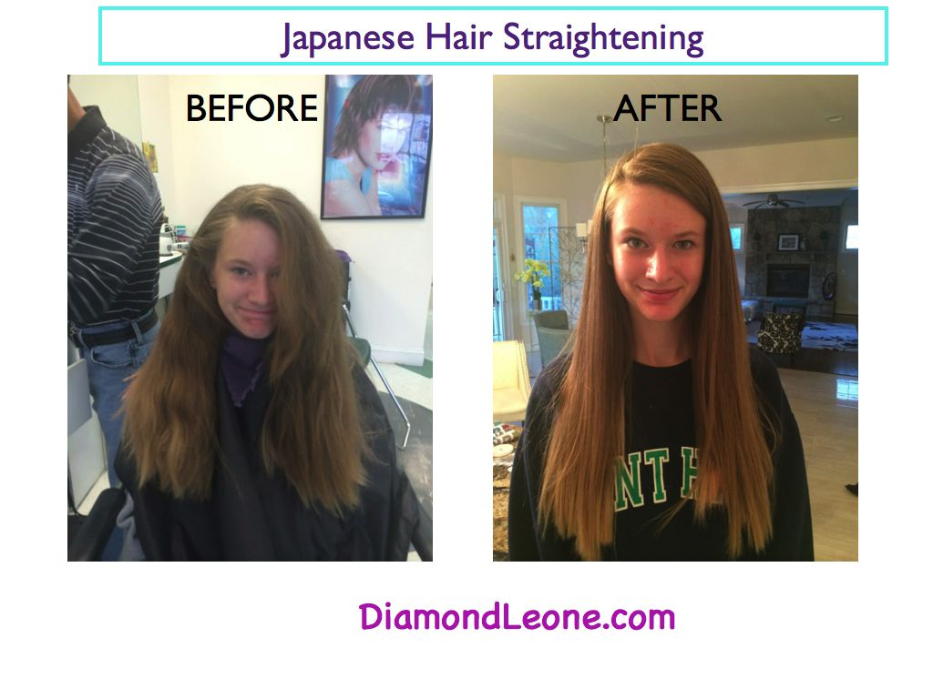 Video :: What is Japanese Hair Straightening?