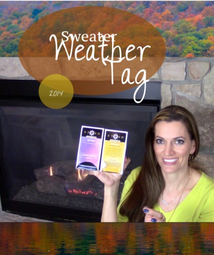 YouTube Sweater Weather Tag Video